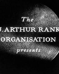 Main title from Hunted (1952) (1).  The J Arthur Rank Organisation presents