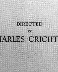 Main title from Hunted (1952) (10).  Directed by Charles Crichton