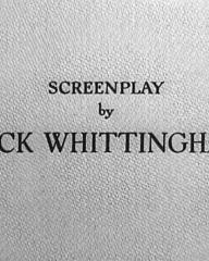 Main title from Hunted (1952) (8).  Screenplay by Jack Whittingham