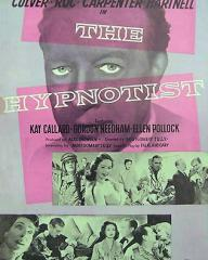 Poster for The Hypnotist (1957) (3)