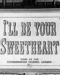 Main title from I'll Be Your Sweetheart (1945)