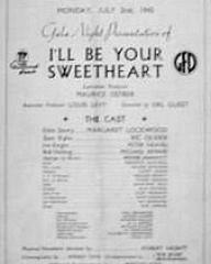 Pressbook for I'll Be Your Sweetheart (1945) (2)