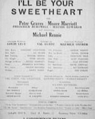 Pressbook for I'll Be Your Sweetheart (1945) (3)