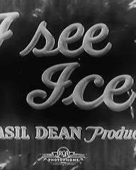 Main title from I See Ice! (1938) (3)