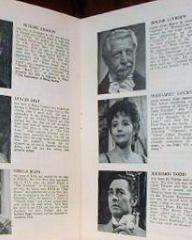 Programme from An Ideal Husband (1965) at the Piccadilly Theatre, London (3)
