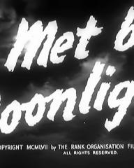 Main title from Ill Met by Moonlight (1957) (7)