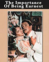 Australian DVD cover of The Importance of Being Earnest (1952) (1)