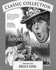 Brazilian DVD cover of The Importance of Being Earnest (1952) (1)