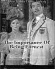 DVD cover of The Importance of Being Earnest (1952) (1)