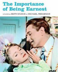 DVD cover of The Importance of Being Earnest (1952) (3)