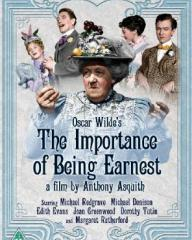 DVD cover of The Importance of Being Earnest (1952) (6)