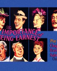DVD cover of The Importance of Being Earnest (1952) (7)