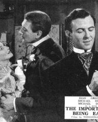 Lobby card from The Importance of Being Earnest (1952) (1)