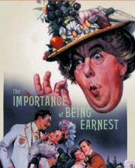 Poster for The Importance of Being Earnest (1952) (2)