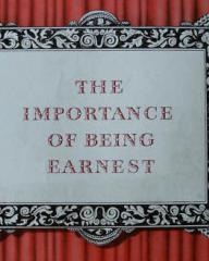 Pressbook for The Importance of Being Earnest (1952) (1)