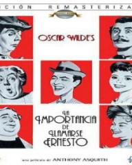 Spanish DVD cover of The Importance of Being Earnest (1952) (1)