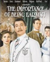 Video cover from The Importance of Being Earnest (1952) (3)