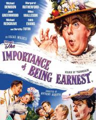 The Importance of Being Earnest DVD from Network and The British Film (2)