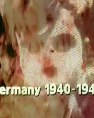 Main title from the 1974 'Inside the Reich' episode of The World at War (1973-74) (2). Germany 1940-1944