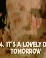 Main title from the 1974 'It's a Lovely Day Tomorrow' episode of The World at War (1973-74) (1)