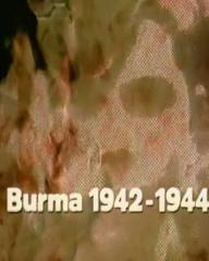 Main title from the 1974 'It's a Lovely Day Tomorrow' episode of The World at War (1973-74) (2). Burma 1942-1944