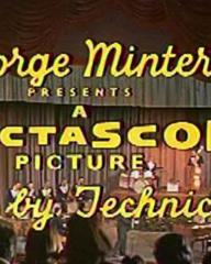Main title from It's a Wonderful World (1956) (2). George Minter presents a Spectascope picture. Colour by Technicolor