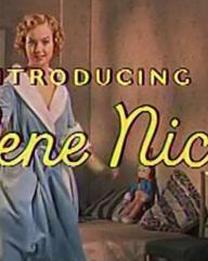Main title from It's a Wonderful World (1956) (7). Introducing Mylene Nicole
