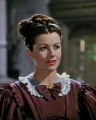 Margaret Lockwood (as Jassy Woodroffe) in a screenshot from Jassy (1947) (3)