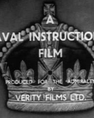 Main title from Jig-Saw (1944) (2). A Navy instructional film