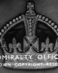 Main title from Jig-Saw (1944) (3). Admiralty official. Crown copyright reserved