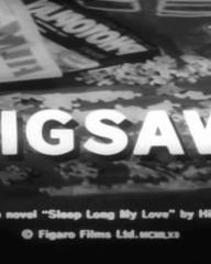 Main title from Jigsaw (1962)