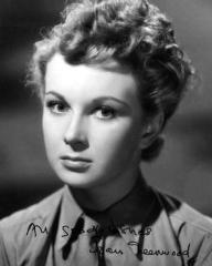 Joan Greenwood (as Betty Miller) in a photograph from The Gentle Sex (1943)