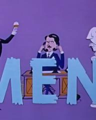 Main title from Josephine and Men (1955) (5)