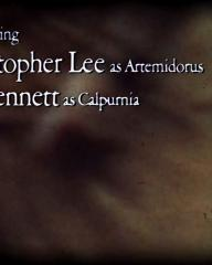Main title from Julius Caesar (1970) (11)  Also starring Christopher Lee as Artemidorus Jill Bennett as Calpurnia
