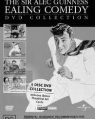 Australian DVD cover of Kind Hearts and Coronets (1949) (1)