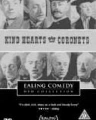 DVD cover of Kind Hearts and Coronets (1949) (7)