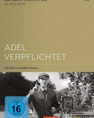 German DVD cover of Kind Hearts and Coronets (1949) (1)