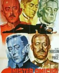 Italian poster for Kind Hearts and Coronets (1949) (1)
