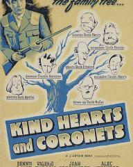 Poster for Kind Hearts and Coronets (1949) (5)