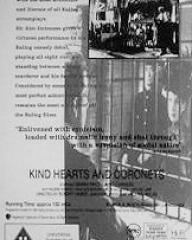 Video cover from Kind Hearts and Coronets (1949) (1)