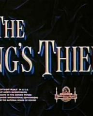 Main title from The King's Thief (1955)