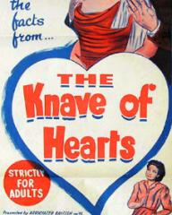 Australian poster for Knave of Hearts (1954) (1)