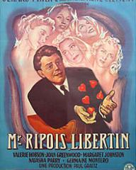 Belgian poster for Knave of Hearts (1954) (1)