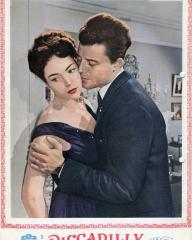 Gérard Philipe (as Andre Ripois) in a Japanese poster for Knave of Hearts (1954) (1)