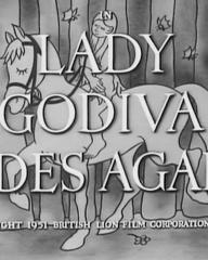 Main title from Lady Godiva Rides Again (1951) (5). Copyright 1951 British Lion Film Corporation Ltd