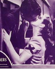 American lobby card from A Lady Surrenders [Love Story] (1944) (1)