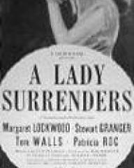 A Lady Surrenders (Love Story) poster