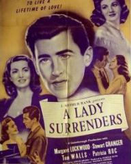 Poster for A Lady Surrenders [Love Story] (1944) (2)