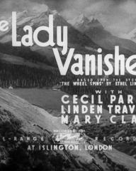 Main title from The Lady Vanishes (1938) (2)