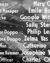 Main title from The Lady Vanishes (1938) (7). Mary Clare, Emile Boreo, Googie Withers, Sally Stewart, Philip Leaver, Zelma Vaz Dias